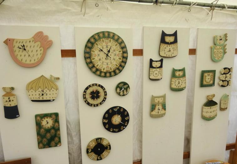 笠間陶炎祭 の様子5