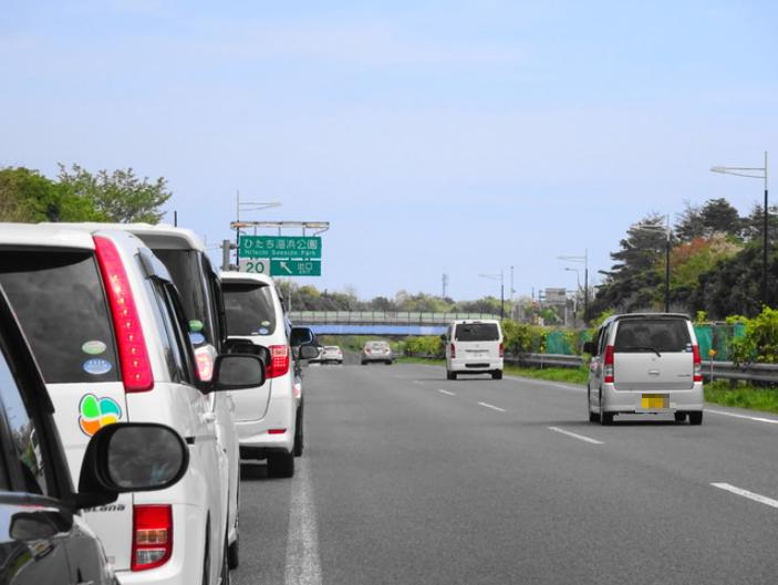 茨城 ネモフィラ 高速道路出口