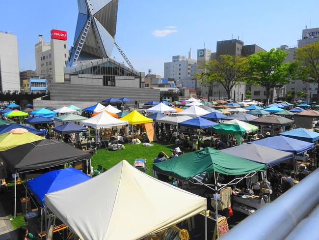 【水戸市GWイベント】手作りクラフト作家さんが出店!あおぞらクラフトいち - いばらじお♪