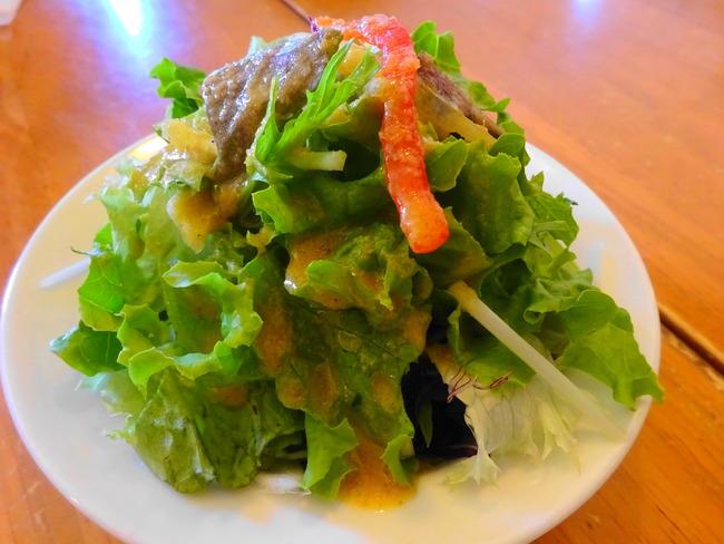 カルマ 水戸 のサラダ