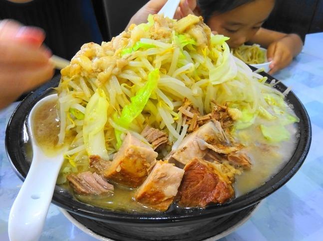 富次郎 見和 富次郎|茨城の二郎系インスパイアを実食レポ!! - いばらじお♪ 富次郎