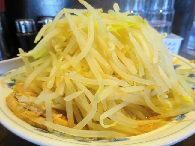 茨城 二郎系ラーメン 水戸市「天海」でデカ盛りラーメン食べてきました! - いばらじお♪