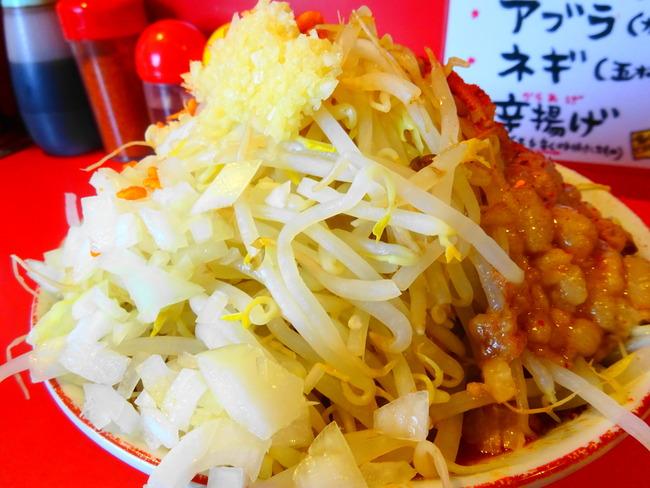 茨城 二郎系ラーメン 大盛軒