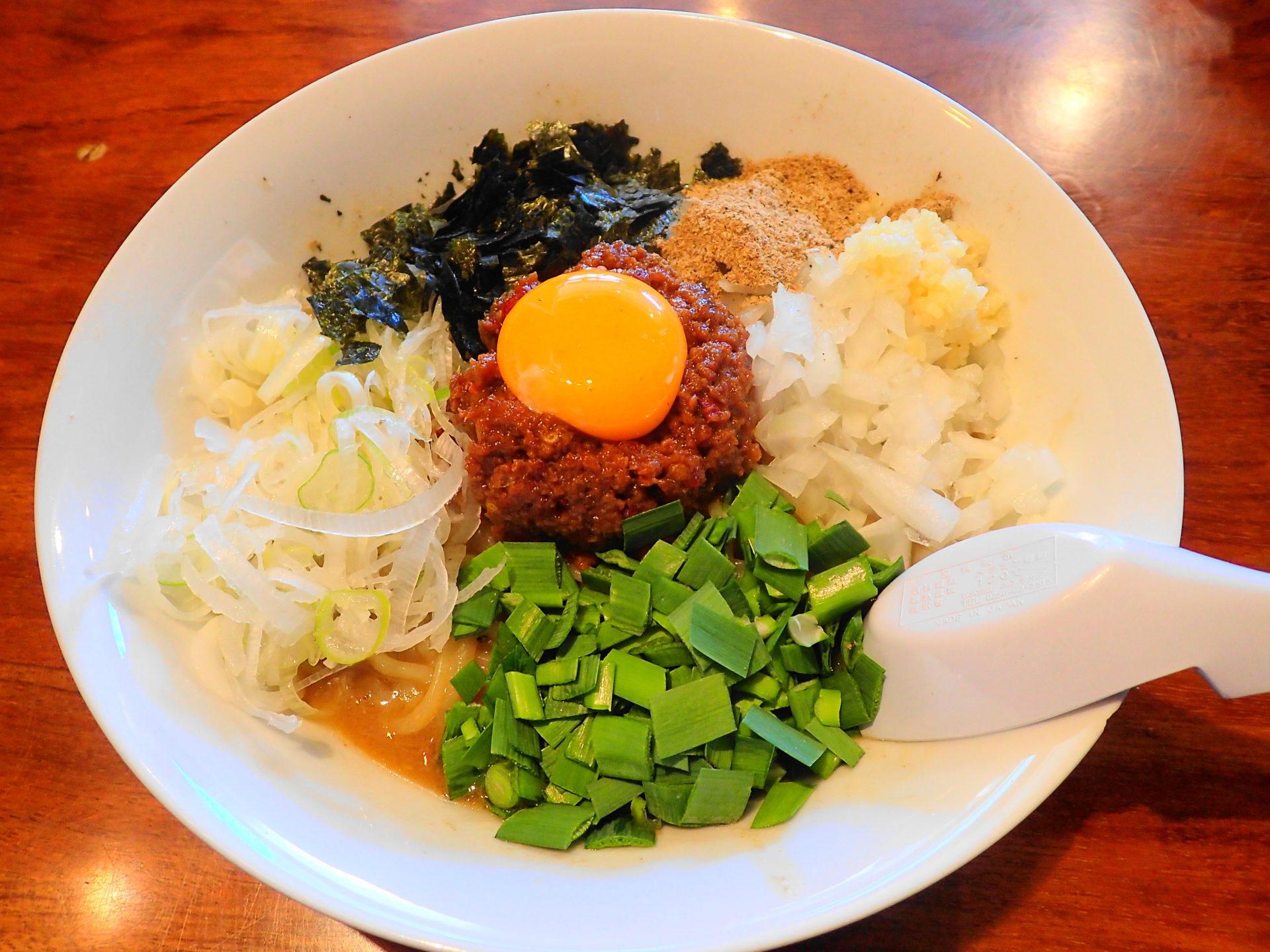 【麺屋千成】小美玉市で「まぜそば」を食べるならココしかないでしょ! - いばらじお
