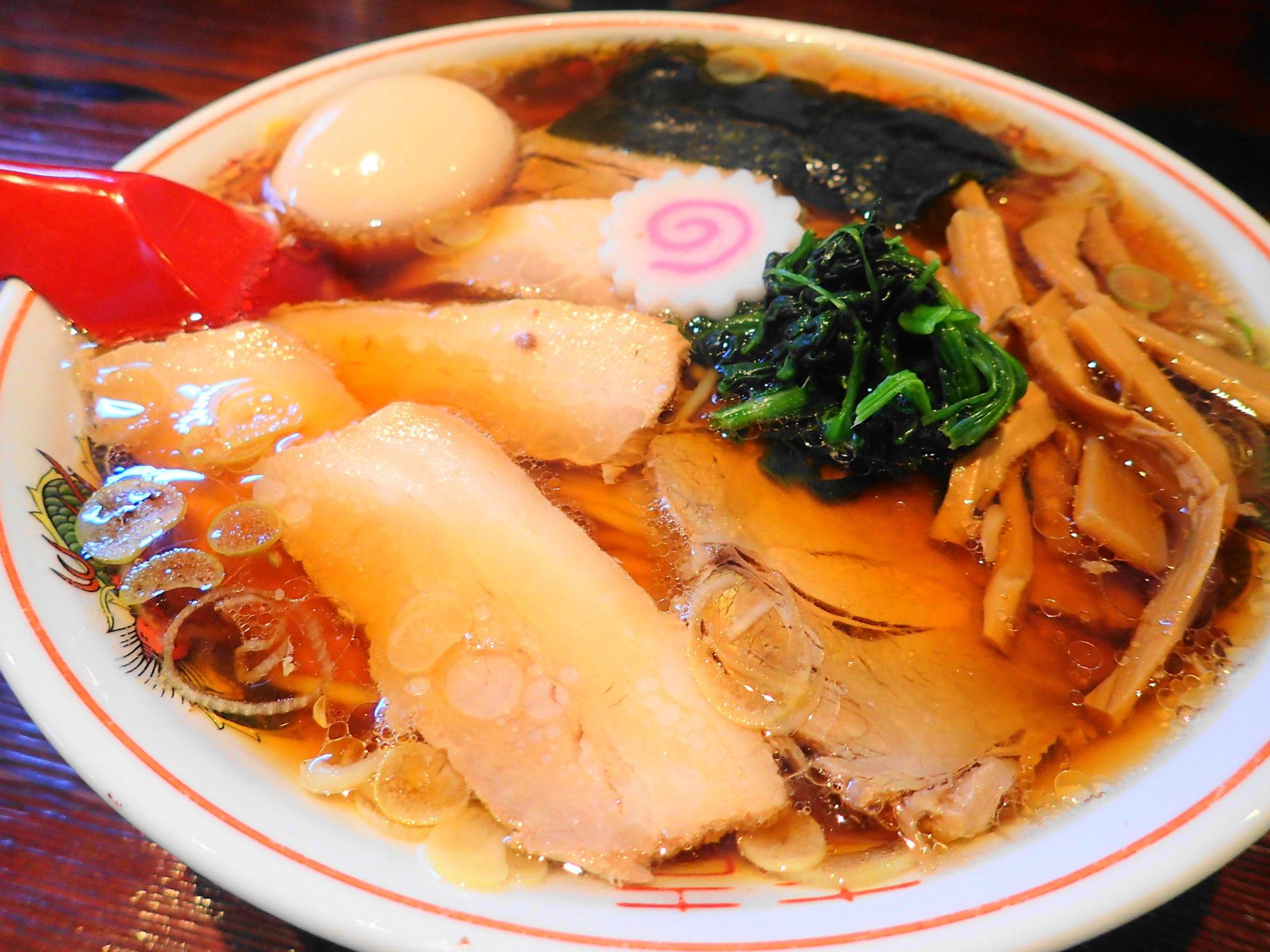 むじゃき食堂|徳川ミュージアム近くの人気ラーメン店 - いばらじお♪