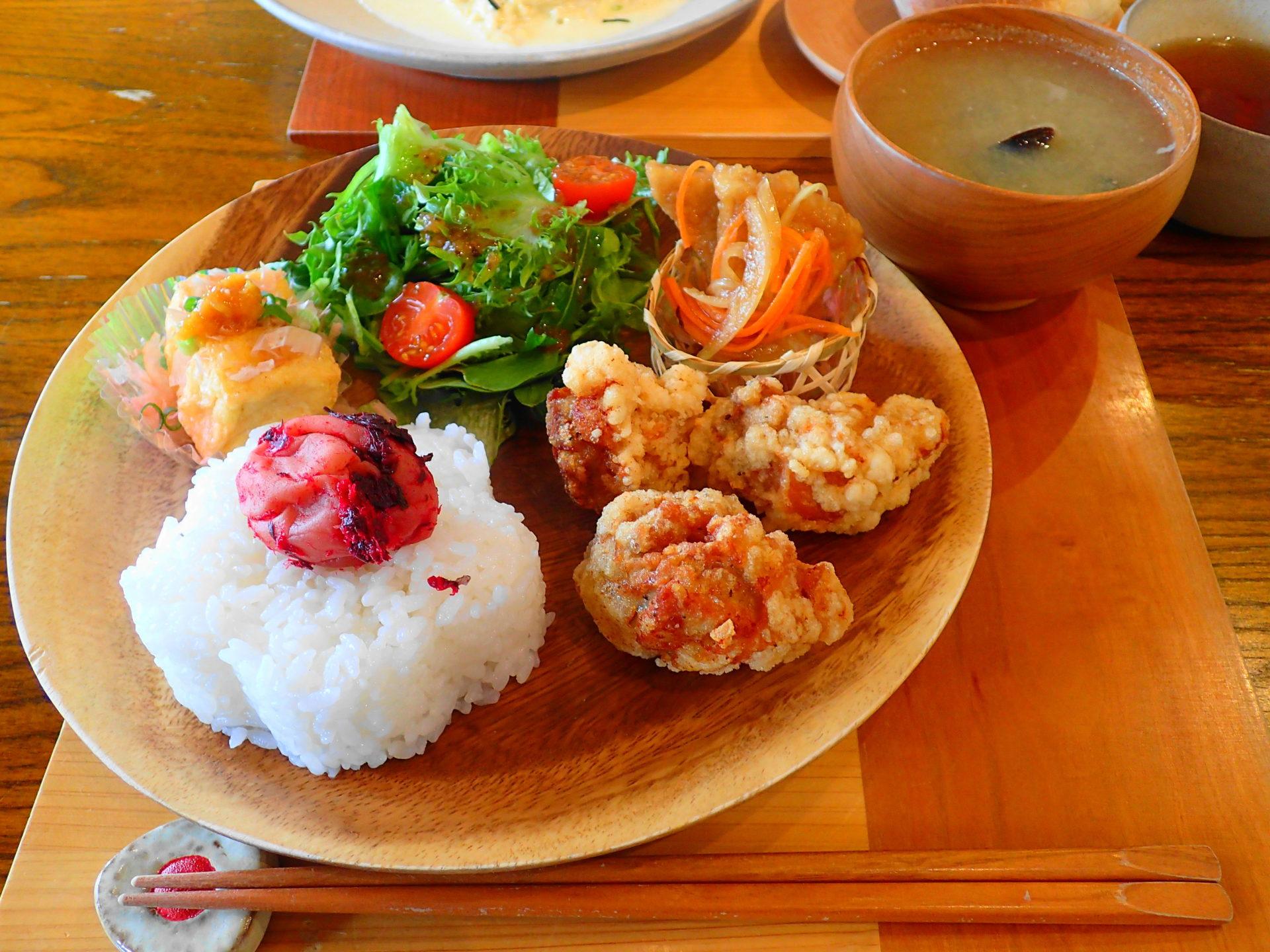 梅カフェWAON(大洗)|全国初の梅専門カフェでランチ!! - いばらじお♪