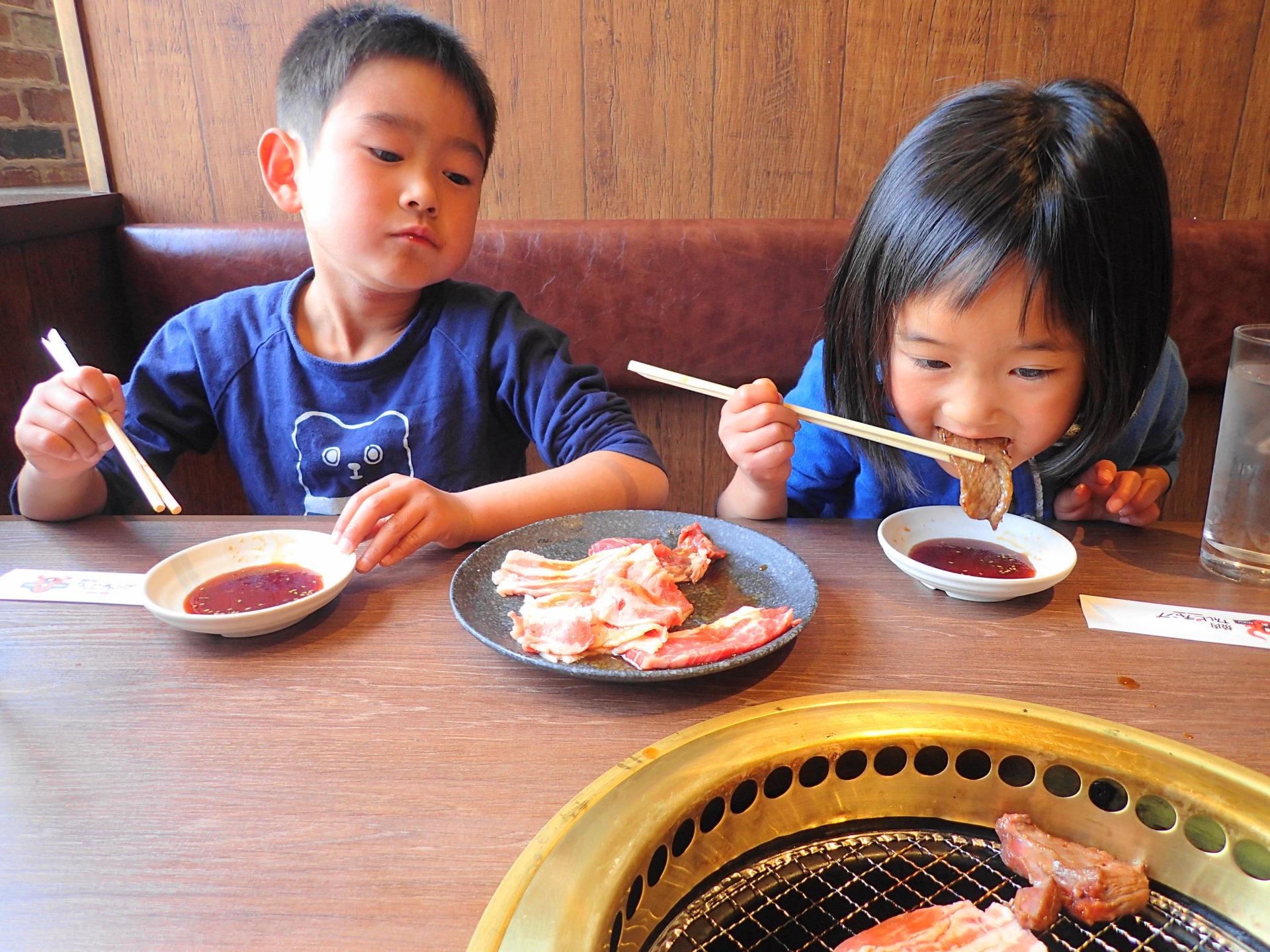 カルビチャンプ石岡店|90分1980円食べ放題!小学生990円、幼児無料 - いばらじお♪