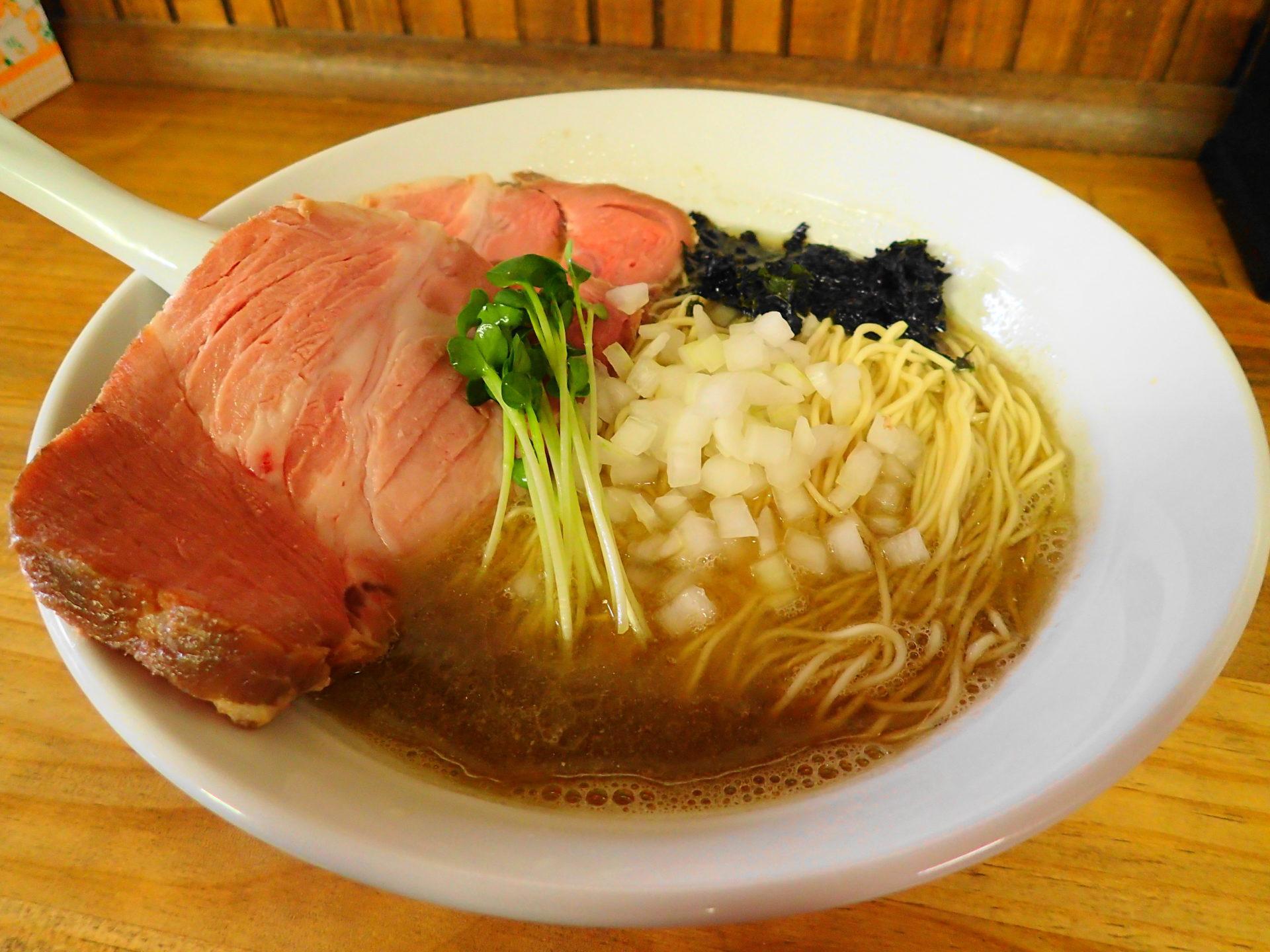 へべれ家|水戸市元吉田の人気店で煮干醤油そば実食! - いばらじお♪