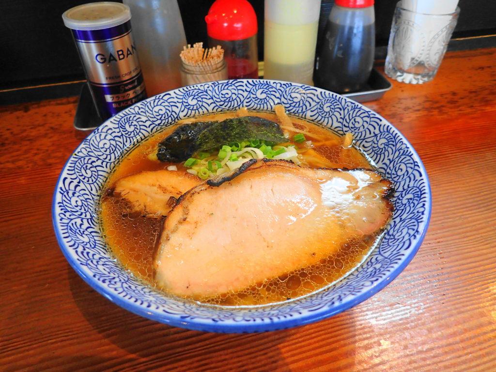 麺や燦虎 (サントラ)の中華そば