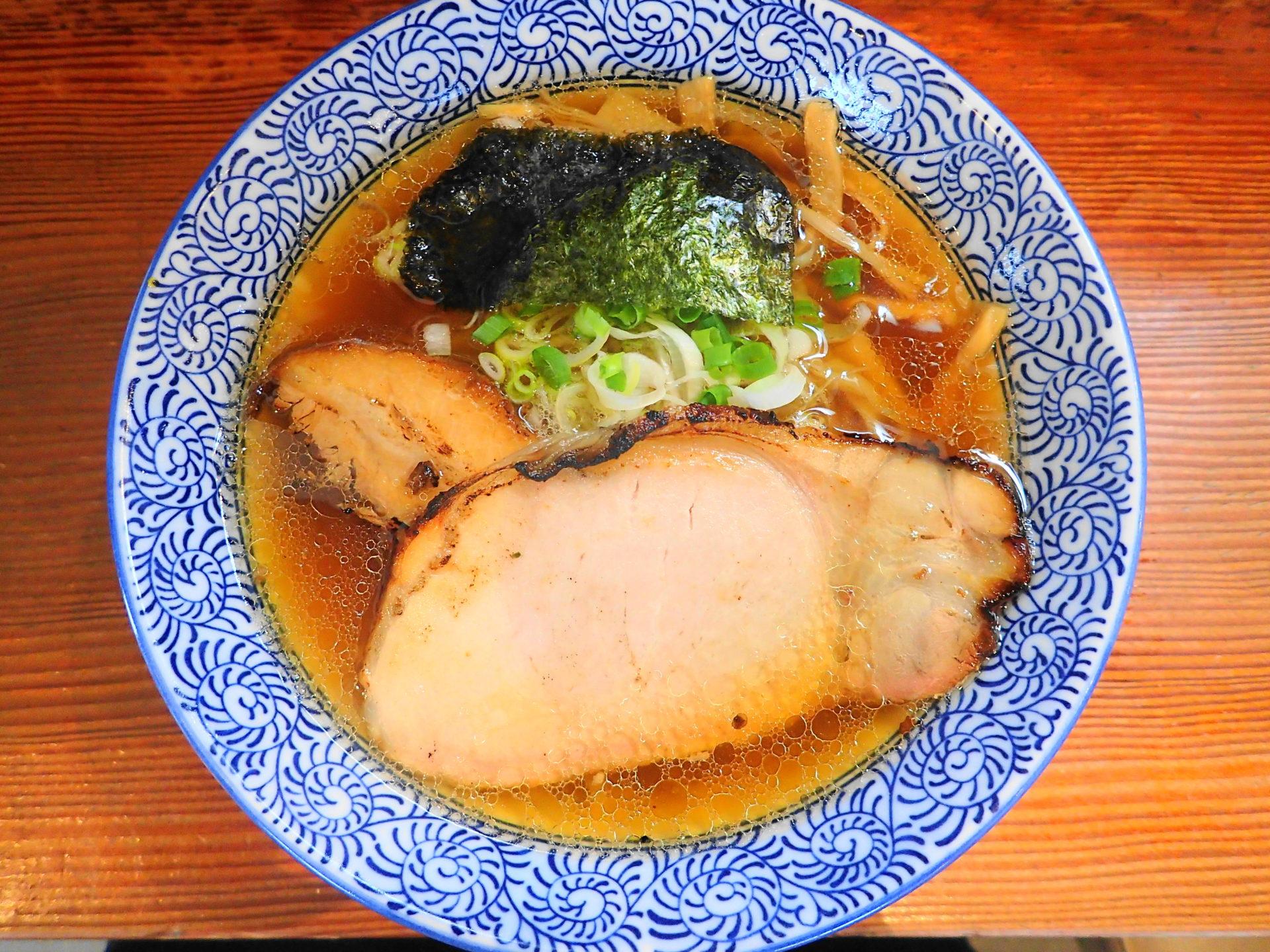 石岡市の美味しい人気ラーメン店5選 - いばらじお♪