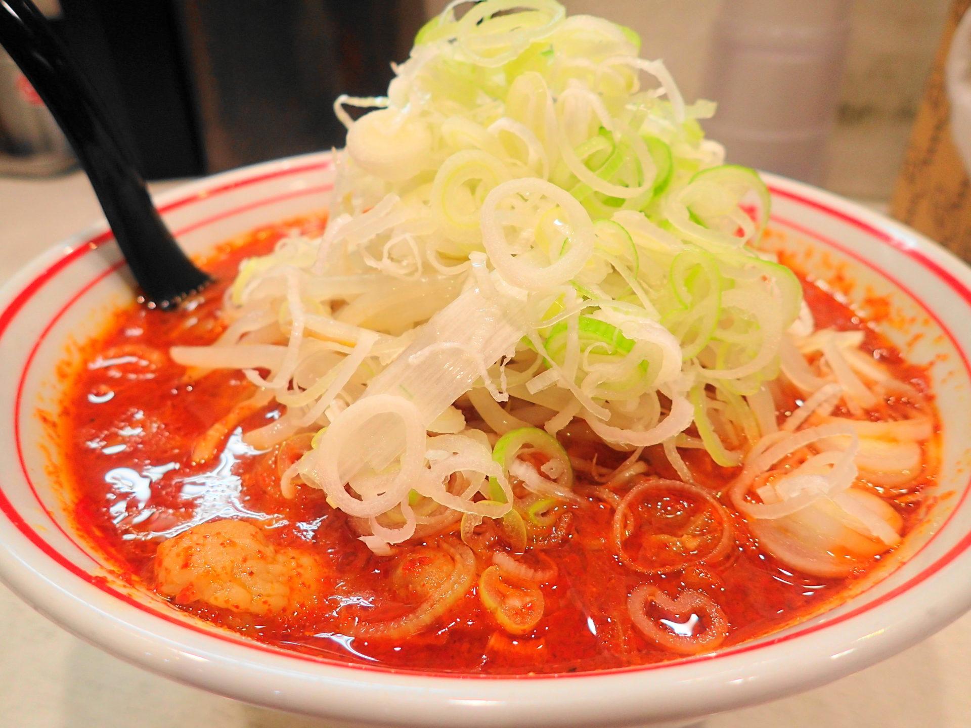 蒙古タンメン中本を茨城から食べに行ったよ~♪御徒町店が1番近くて行きやすいっす! - いばらじお♪