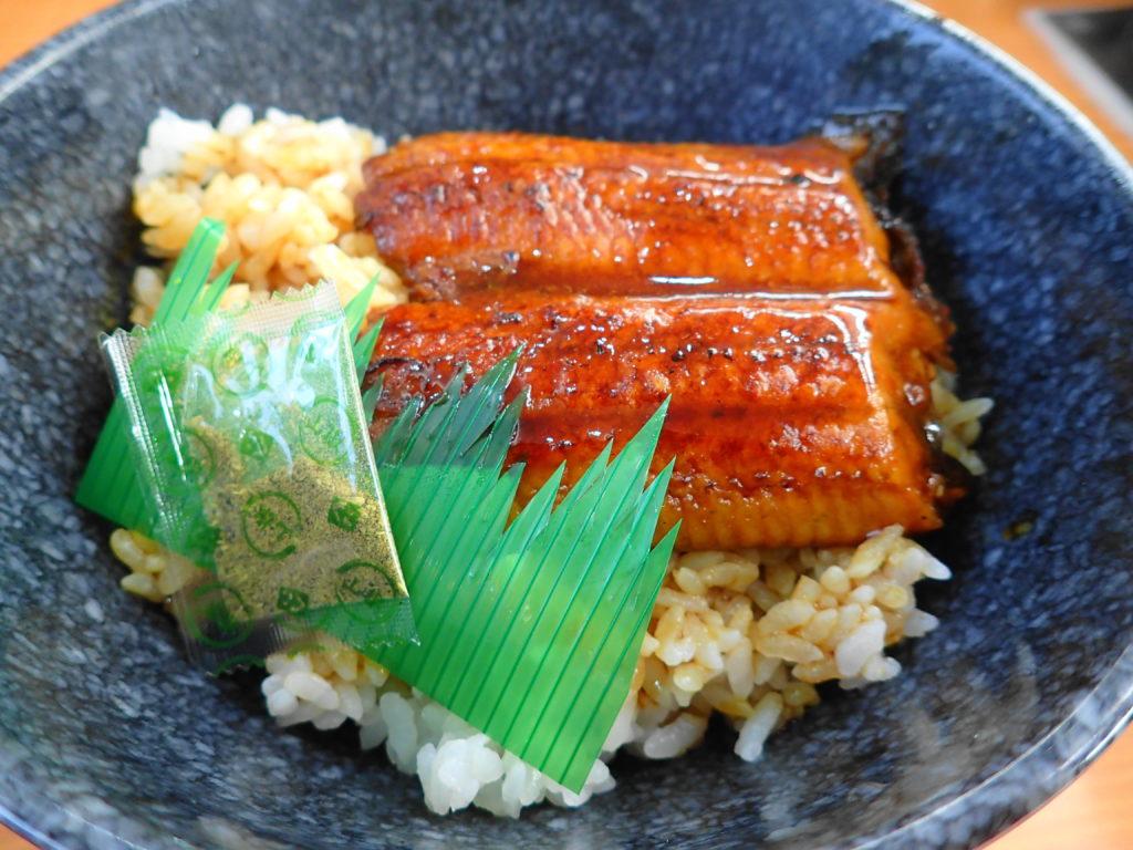くら寿司のうな丼