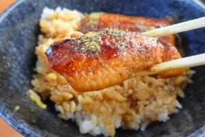 くら寿司の鰻