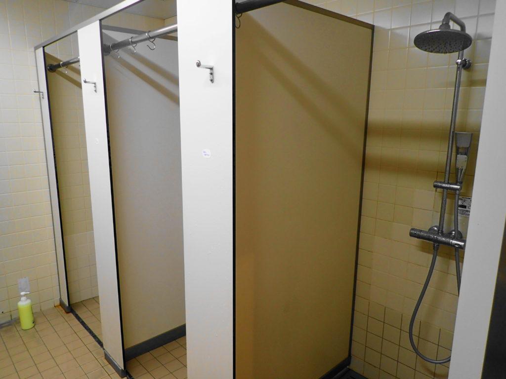 フォレスパ大子 のシャワー室