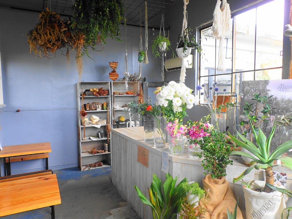 お花屋さんスペース