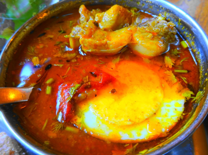カルマの南インドカレー