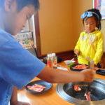 焼肉宝島のランチ食べ放題