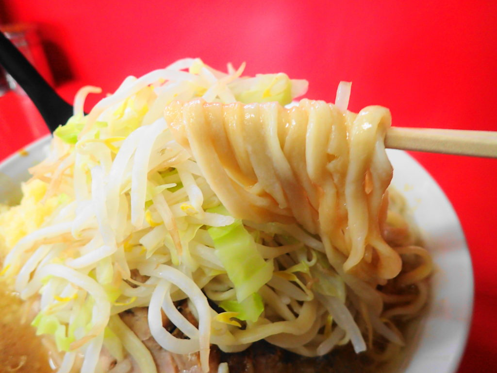 守谷 二郎 の麺