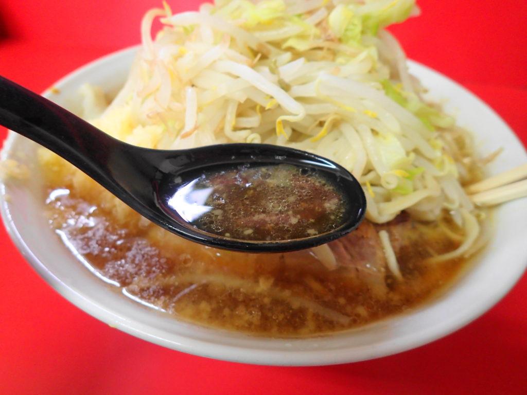 守谷 二郎 のスープ