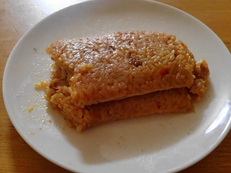 ミリ飯(タコライス)