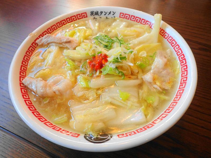 茨城タンメン カミナリ水戸城南店オープン情報 - いばらじお♪