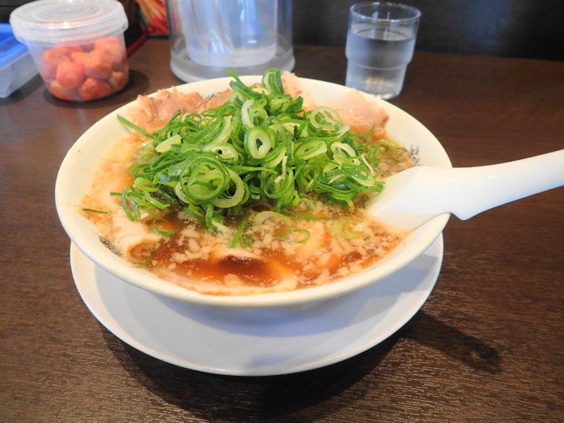 来来亭 土浦店のチャーシュー麺