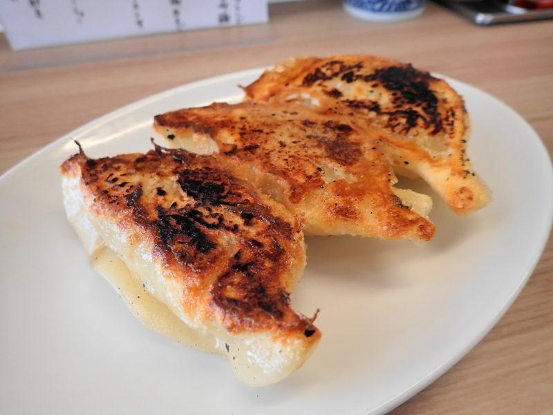 龍のひげ 一義(いちぎ)ひたちなか の自家製焼ギョウザ