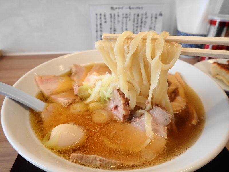 龍のひげ 一義(いちぎ)ひたちなか の麺