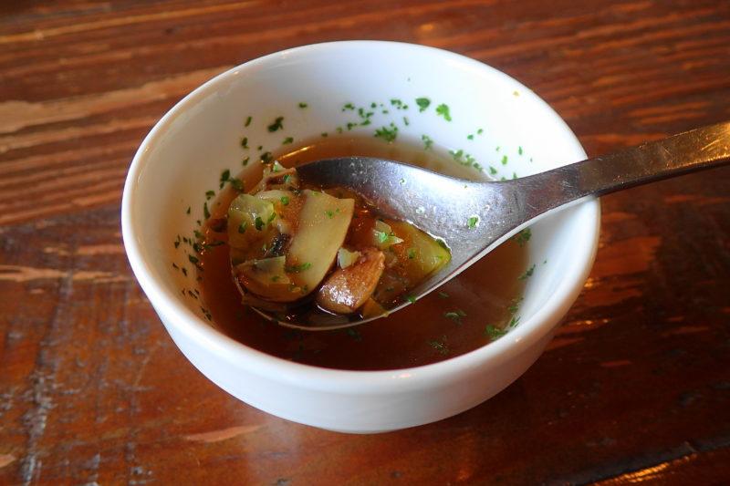 畑のごちそう のスープ