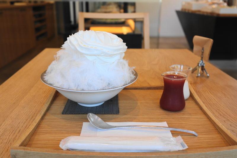 茨城 かき氷 ふる川製菓