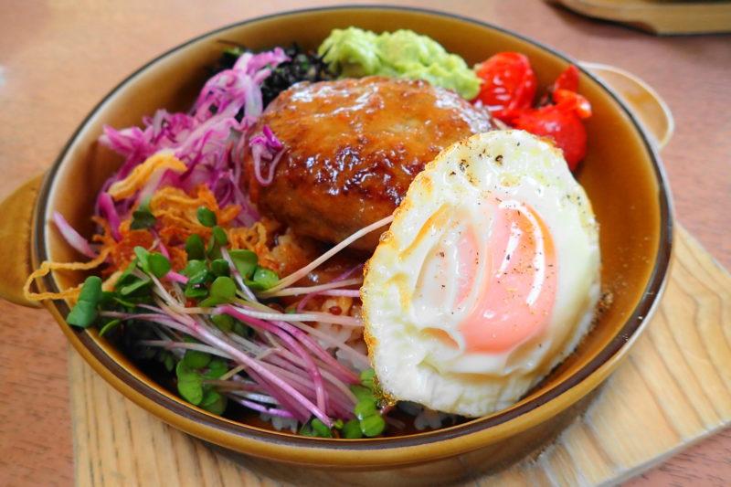 パークサイドカフェ上野 の料理2