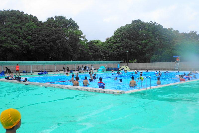 水郷プール の多目的プール