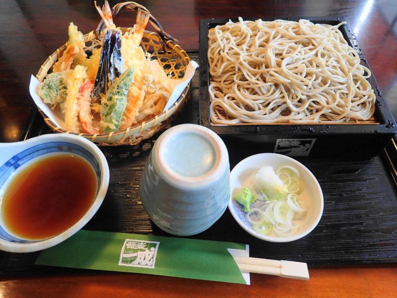 茨城の美味しい蕎麦屋まとめ 日本蕎麦一成