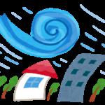 10月12~13日 台風19号