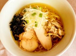 旬菜麺屋 雅流 ラーメン