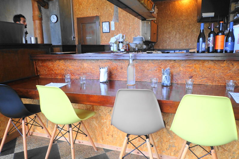KitchenBarba キッチンバルバ のカウンター席