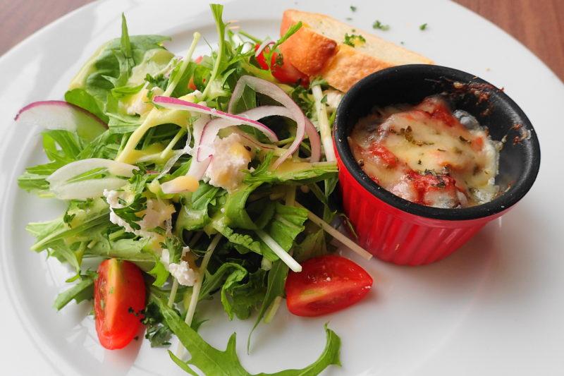 KitchenBarba キッチンバルバ のサラダ