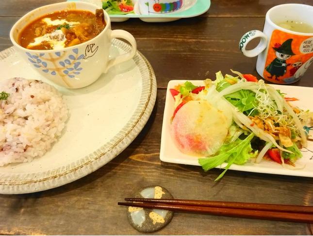 水戸 ランチ コジカフェ