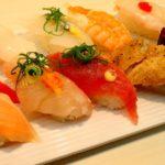 魚米の寿司